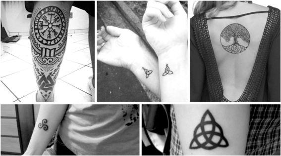 Guerra, fortaleza, buena suerte y protección son algunos de los significados con los que se relacionan a los símbolos celtas. Como parte de una cultur...