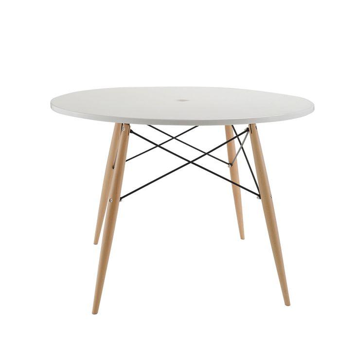speciale nordic ikea gepersonaliseerde hotel na japanse mode creatieve meubels moderne minimalistische houten tafels ronde tafel(China (Mainland))