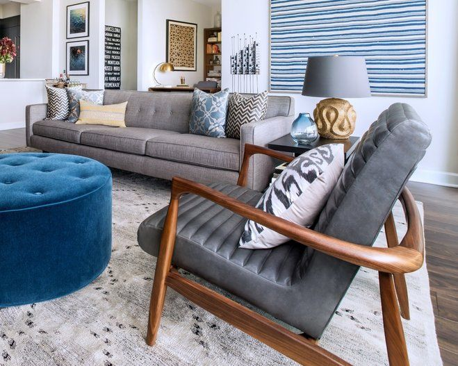 5 Things Every 20-Something Needs in Their Living Room | Wayfair Up your style with an accent chair—and finally let your college bean bag retire. Unlike a sofa, a sturdy side chair is a small-scale investment piece that can easily travel with you between apartments and even into your first home.