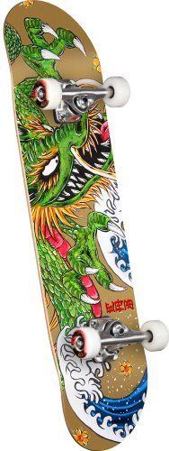 PGD Caballero Ink Complete Skateboard (Gold, 7.625-Inch) by PGD, http://www.amazon.com/dp/B005NYILJ0/ref=cm_sw_r_pi_dp_axEWrb0F86R2D
