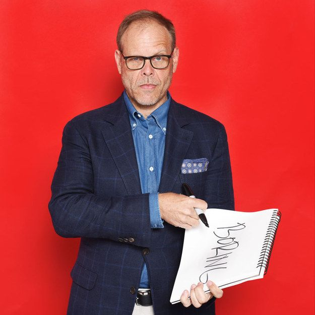 Alton Brown Answers 23 Of Our Most Difficult Questions - ❤️ AB!!! - He's my hero!