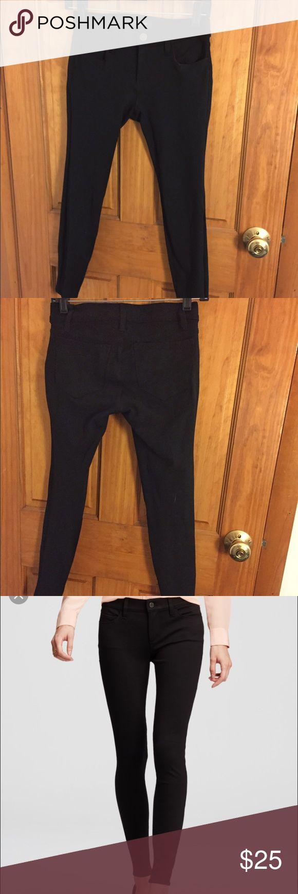 "Ann Taylor Devin Ponte Super Skinny Pants Gorgeous pair of ponte pants. Comfortable. Ankle-length. Like leggings but a bit more ""professional."" Ann Taylor Pants Skinny"