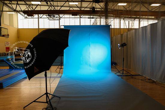 Sports Team Photography Tutorial Part 1 - Lighting and Equipment