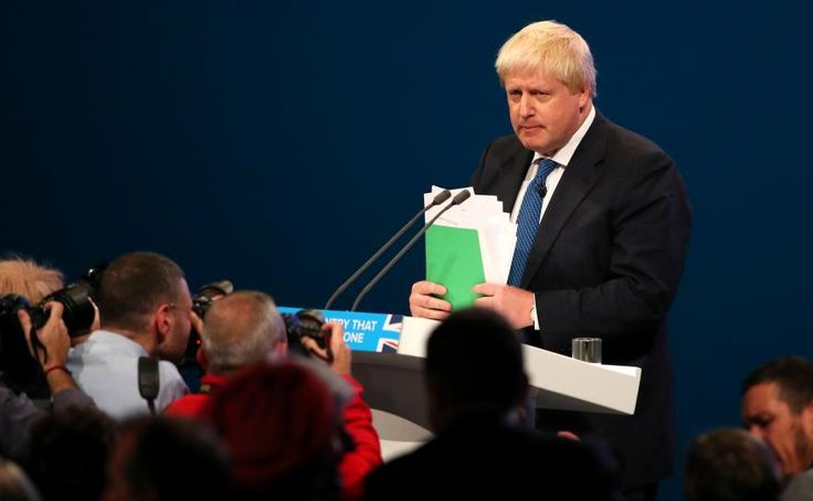 MANCHESTER, England (Reuters) – British Foreign Secretary Boris Johnson quipped on Tuesday that Libya can become a new Dubai if it can clear the dead bodies away, the latest gaffe by Britain's top diplomat.  Johnson, who has offended some allies with flippant remarks, told Conservative... - #Bodies, #Boris, #Britains, #Dead, #Johnson, #Jokes, #Liby, #News