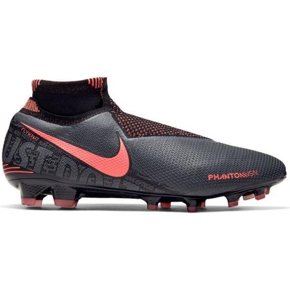 Nike Phantom Vision ELITE DF Gras Voetbalschoenen (FG