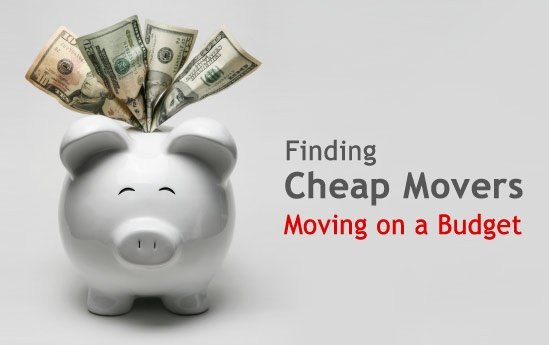 Moving On A Budget: Tips for finding cheap movers for cross country relocation.