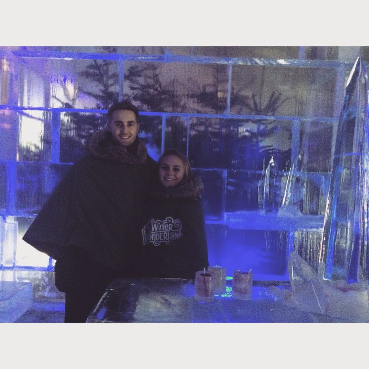 Winter Wonderland Ice-Bar 2015
