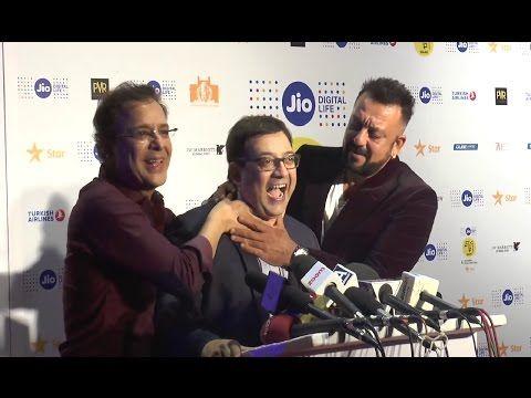 Sanjay Dutt at closing ceremony of 18th Jio MAMI Mumbai Film Festival 2016.