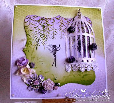 Claire's Crafty Creations. Lavinia stamps