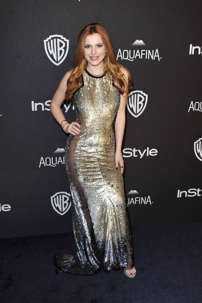 Bella Thorne – Instyle And Warner Bros 2016 GG Awards : Global Celebrtities (F) FunFunky.com