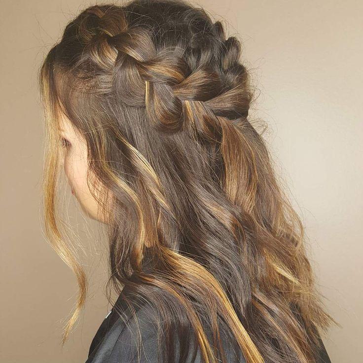 Best 25+ Fancy braids ideas on Pinterest   Hairstyle ...