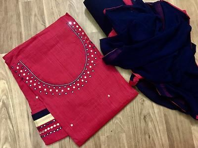 Image result for mirror work churidars