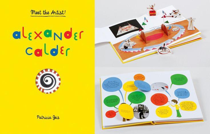 alexander calder meet the artist