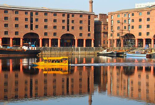 The Duck Bus, Albert Dock, Liverpool | Flickr - Photo Sharing!