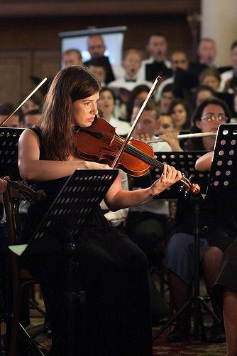 Noelle Heber @ Ein Deutsches Requiem - Johannes Brahms