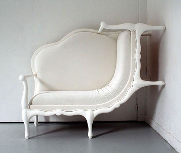Unusual Sofa - Lila Jang: Wonderful !