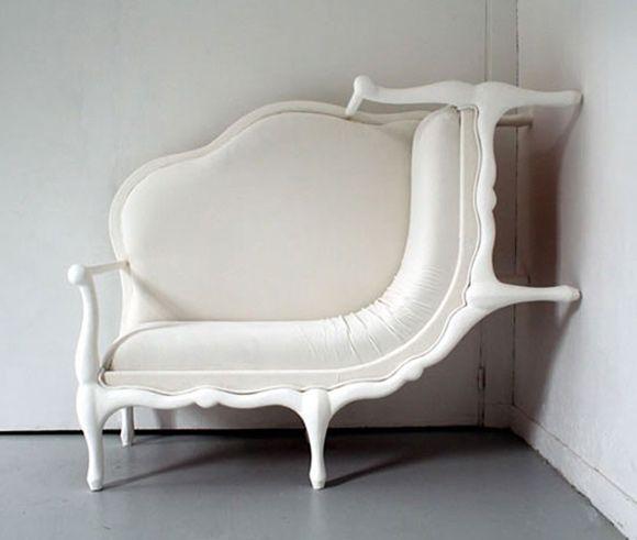 Unusual Sofa - Lila Jang: Wonderful !