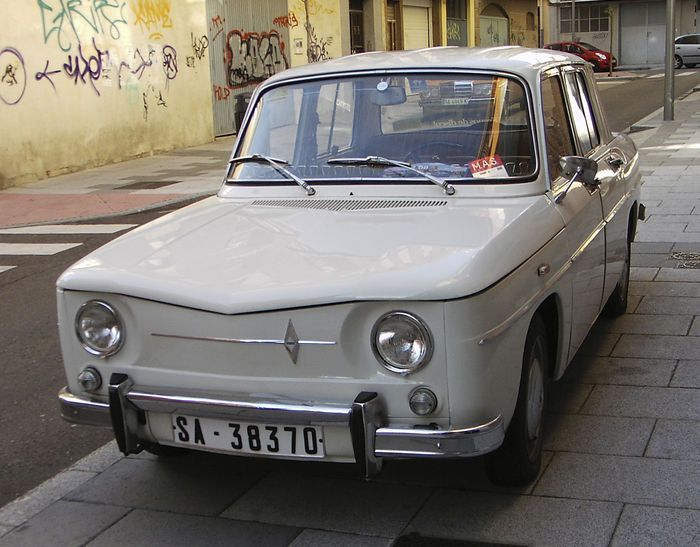Renault - 8  - 1970
