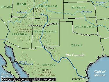 Rio Grande River Google Search