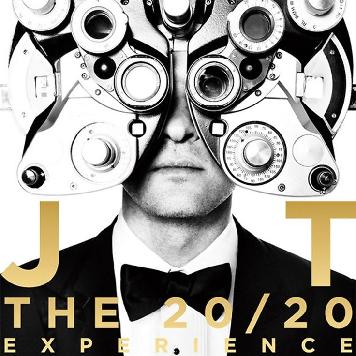 The cover artwork for Justin Timberlake's latest album, The 20/20 Experience, incorporated an array of occult tenets such as Eye Of Providence imagery, a non-dualistic color scheme, Monarch Programming symbolism and a strong transhumanist theme.