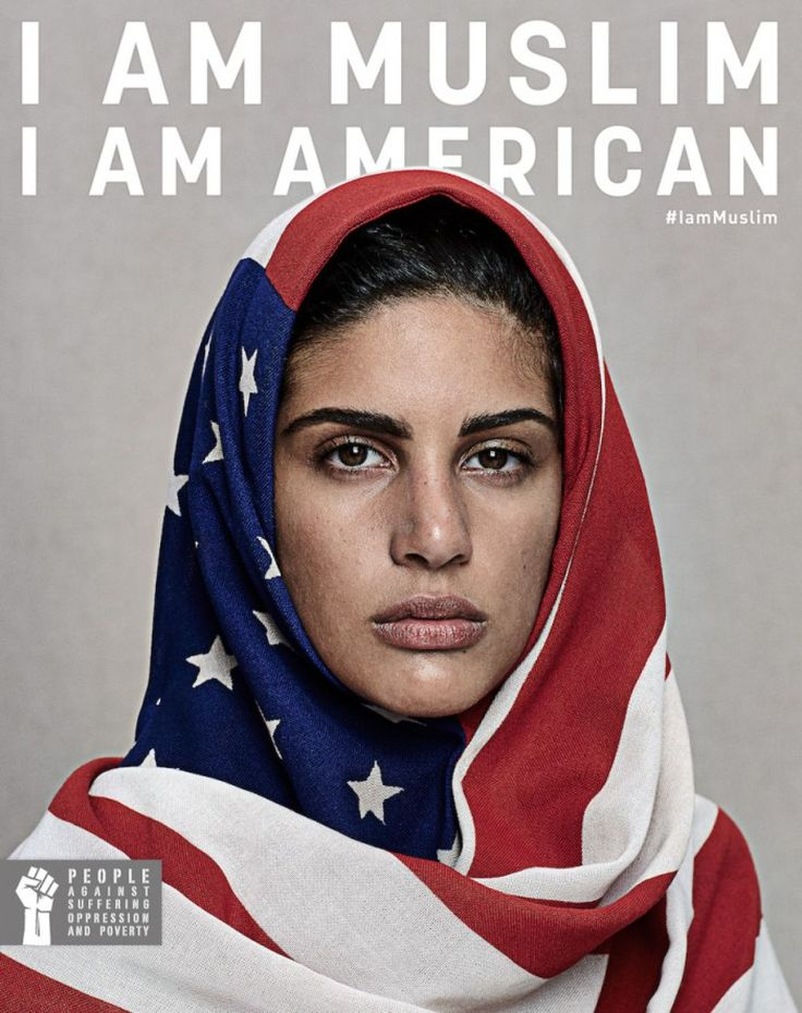 How this campaign is using stunning photos of Muslim women to fight Islamophobia
