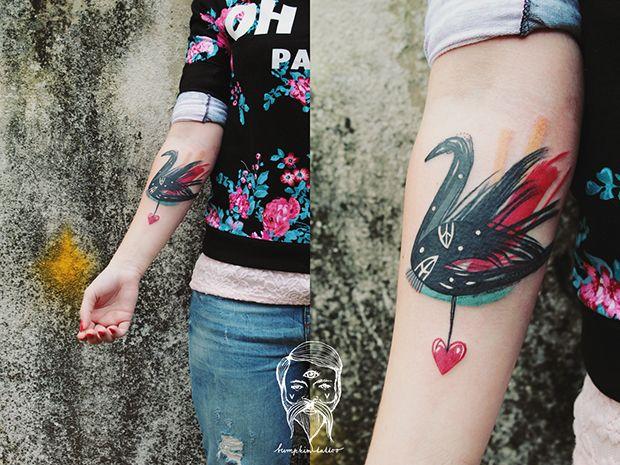 Bumpkin Tattoo ganso