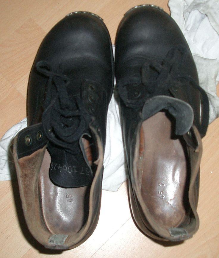 Bundeswehr Marine Schuhe 45 | eBay