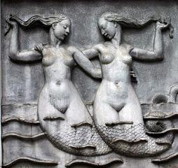 Naughty mermaids