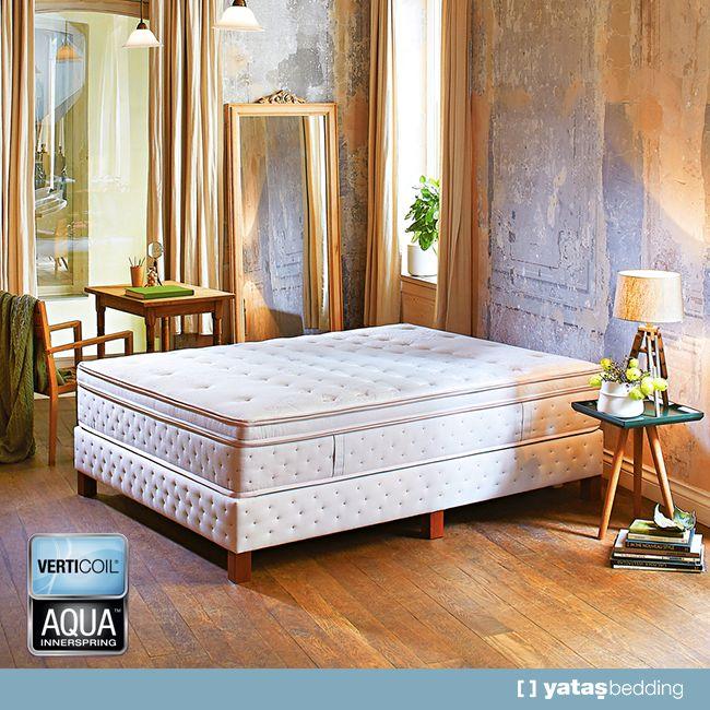 #Verticoil #Aqua ile su gibi dinlendirici ve sessiz bir uykuya hazır mısınız?  #Yataş mağazalarında sizleri bekliyor... #UyandaGel #UykuDevrimi