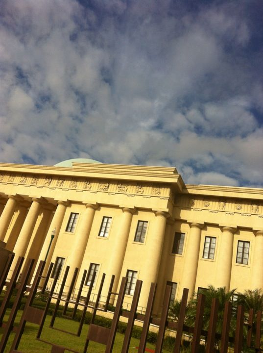 Palacio de Bellas Artes en Santo Domingo. Sto. Domingo, hermosa ciudad donde trabajé en el Palacio de Bellas Artes, con el Ballet Folklórico Nacional y Ballet Clásico Nacional de República Dominicana.