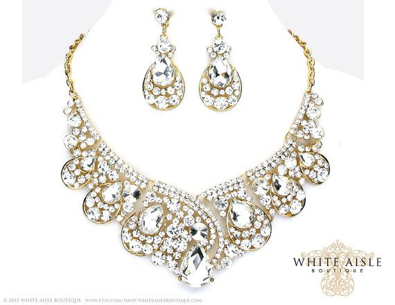 The 25 best Gold bridal jewellery sets ideas on Pinterest