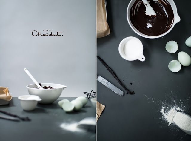 photisserie: Hotel Chocolat´s rich Chocolate Brownies