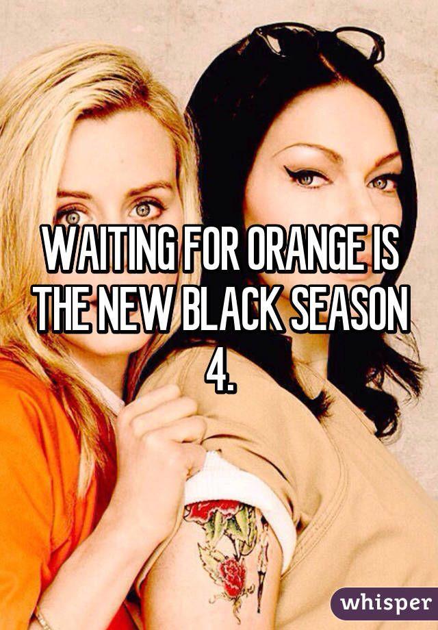 orange is the new black season 4 -