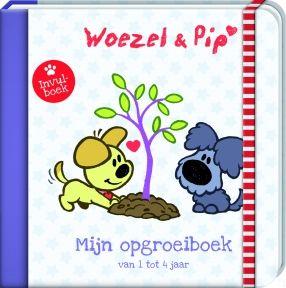 Nieuw!!! Babyshop@Home - #Woezel en #Pip Mijn #Opgroeiboek #Peuter #Kleuter