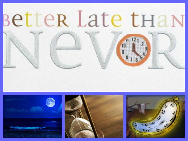 Cu gândul la weekend, v-am pregătit 6 idiomuri despre timp, poate îl convingem să treaca mai repede:  Better late than never – mai bine mai târziu decât niciodată On the spur of the moment – sub impulsul momentului/ fără premeditare Once in a Blue Moon – din an în Paște Living on borrowed time – a trăi datorită unui miracol. In the interim – între timp In broad daylight – în plină zi/ ziua în amiaza mare