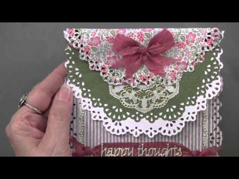 ▶ Mini 8 & 2 Edge Border Punches - Paper Wishes Weekly Webisodes - YouTube