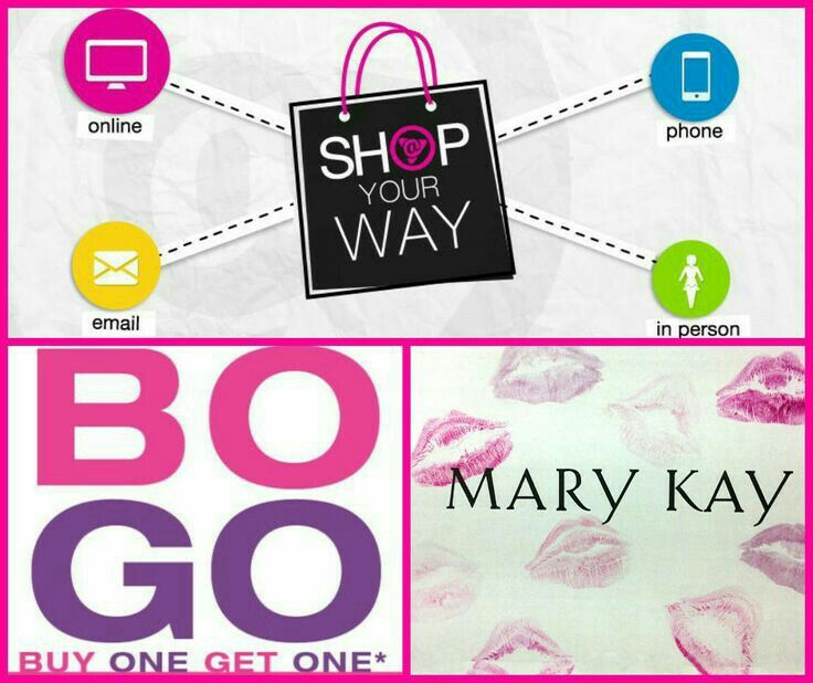 Bogo Sale!! Buy One, Get One 50% Off Ends at Midnight on Monday, January 16th. DM or Text 9513345949 to have your discounts applied... View Products @ www.marykay.com/brojas32