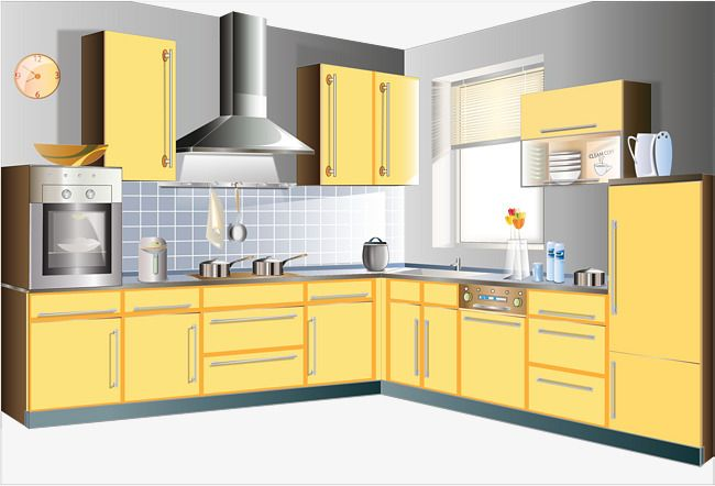 Kitchen With Furniture Kitchen Furniture Furniture Kitchen Interior