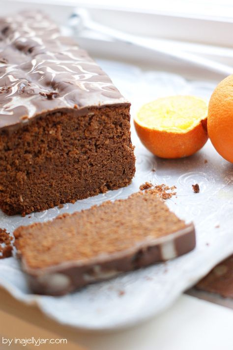 Super Saftiger Schoko Orangen Kuchen Rezept Thermomix Kuchen