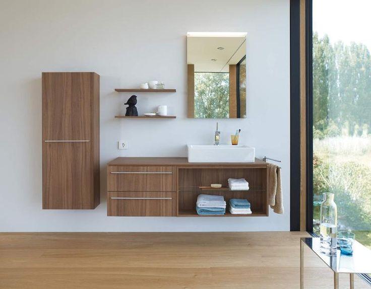 Duravit X-Large: Bathroom furniture with extra storage | Duravit