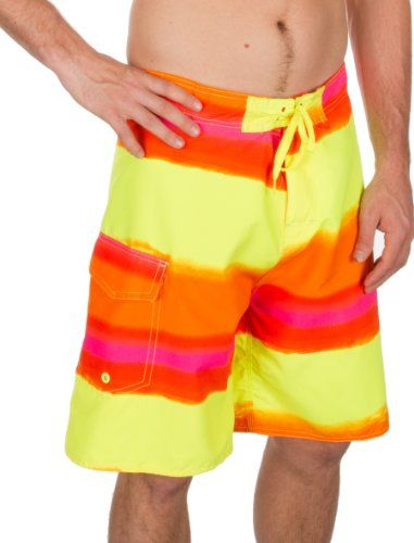 Kayaking  Sakkas 0194SBM Franco Skate Surf Boardshort - Yellow / Orange - S <3 This is an Amazon Associate's Pin. Detailed information can be found on Amazon website by clicking the image.