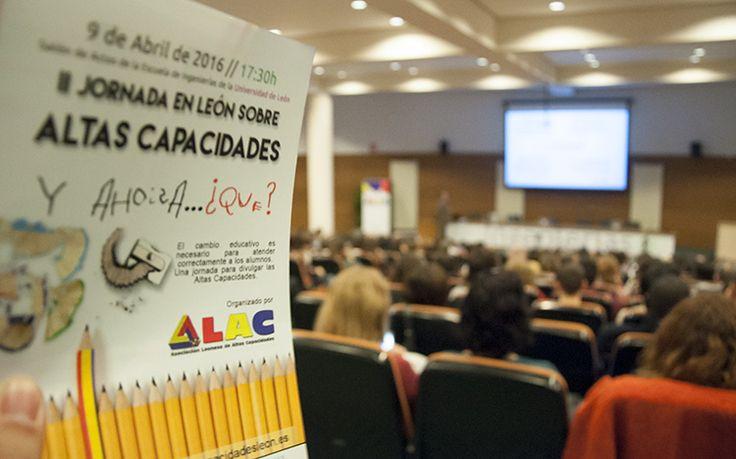 La Jornada de Altas Capacidades reúne a padres, profesores y psicólogos | Diario Digital de León. Noticias de León. Tu diario de León