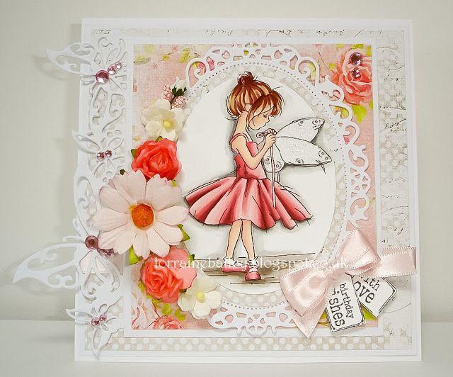 LOTV - Fairy Wings by Lorraine Bailey