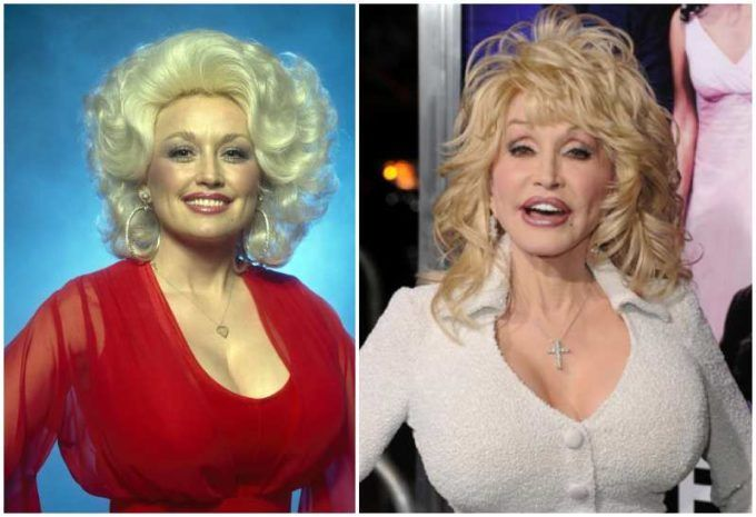 Dolly parton kan an