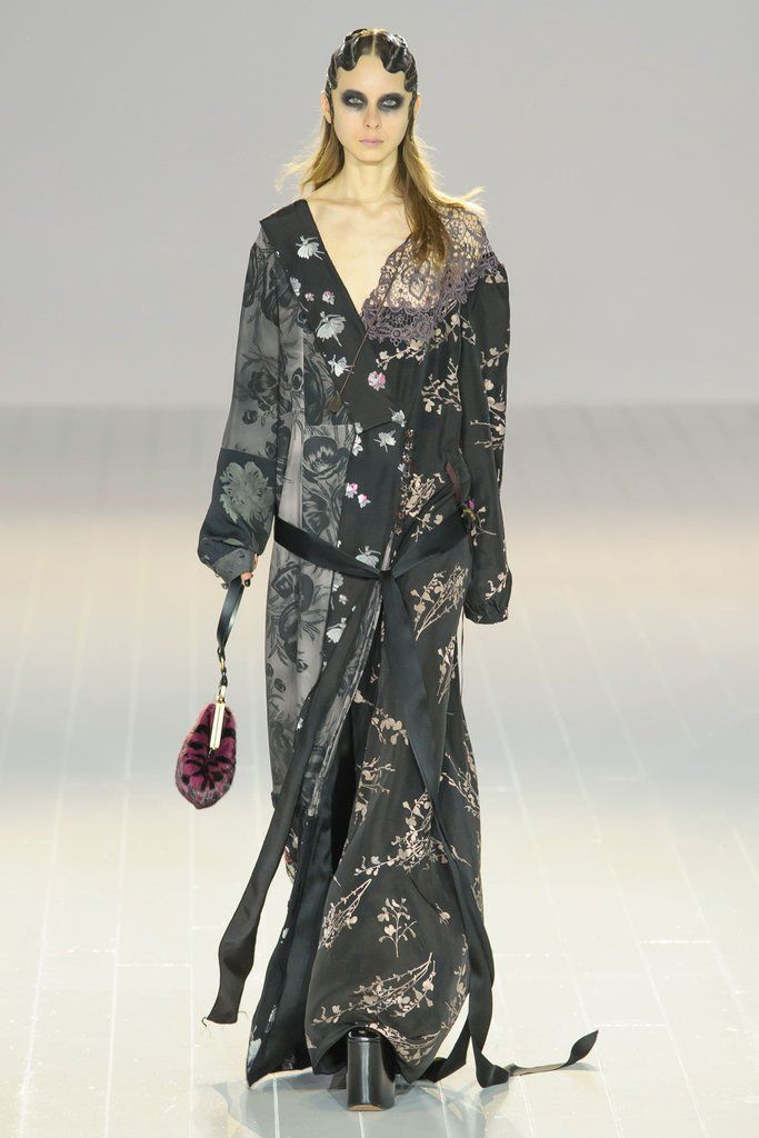 Marc Jacobs | CHINOISERIE MOTIFS | 12 Trends to Master For Autumn 2016