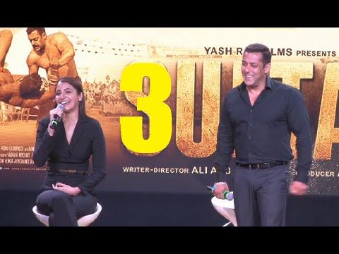 SULTAN trailer launch | Salman Khan, Anushka Sharma | PART 3