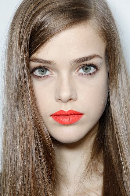love this lip color.