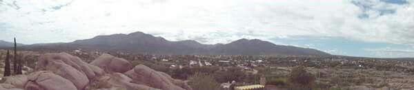 Panoramica Cerro Uritorco - Las Gemelas (Capilla del Monte, Cordoba)