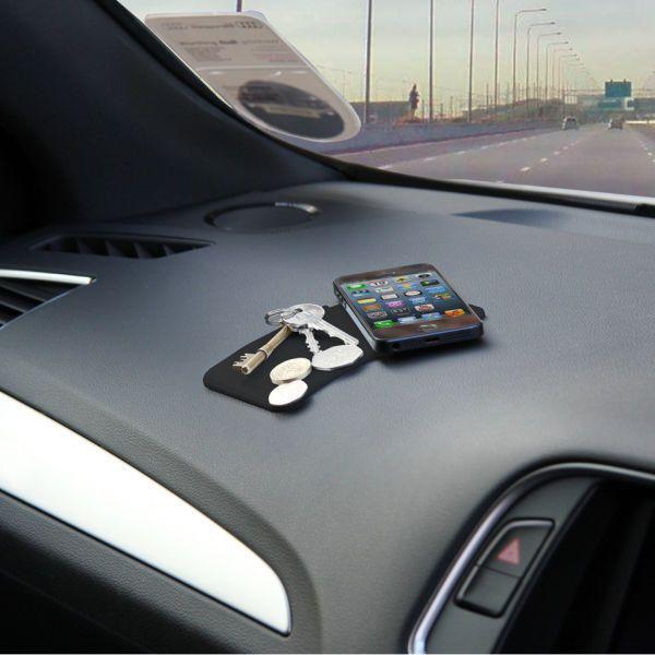 Grippy Anti-Slip Mat - Black - Electronics & Gadgets