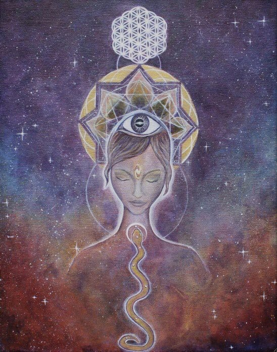 Sacred (human) Geometry